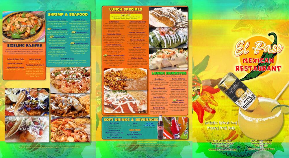 El Paso Mexican Restaurant Woodbridge Guide