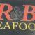 R&B Seafood Logo